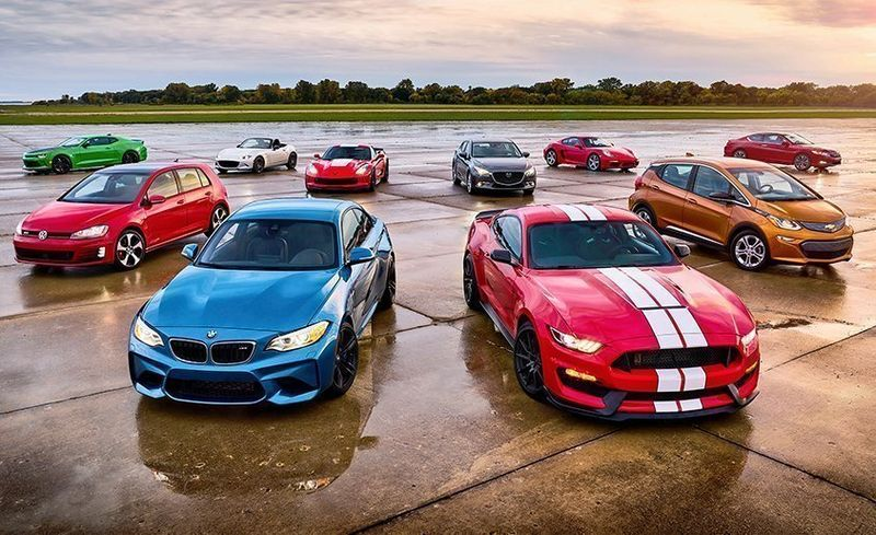 2017 10best Cars The Best For In America Today