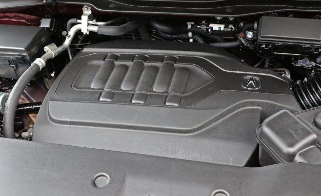 Acura MDX Engine And Transmission Review Car And Driver - Acura mdx engine