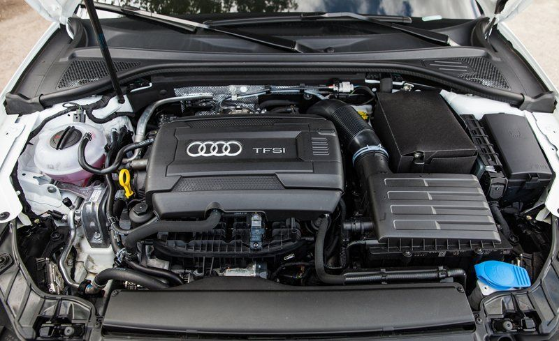 Audi A Engine And Transmission Review Car And Driver - Audi s3 engine