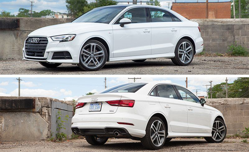 2019 Audi A3 Reviews Audi A3 Price Photos And Specs Car And Driver