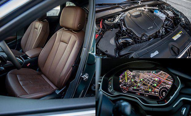 2019 Audi A4 Allroad Quattro Reviews