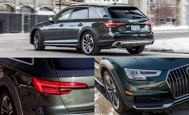 The Allroad Is As Close Americans Are Going To Get A Conventional Wagon From Audi At Least Its Off Roady Facade Subtle