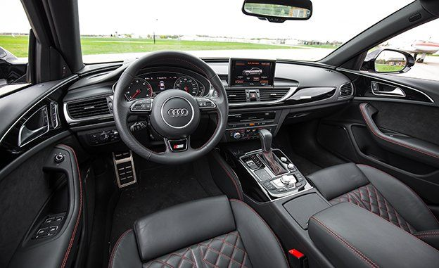 2017 audi a6 interior photos. Black Bedroom Furniture Sets. Home Design Ideas