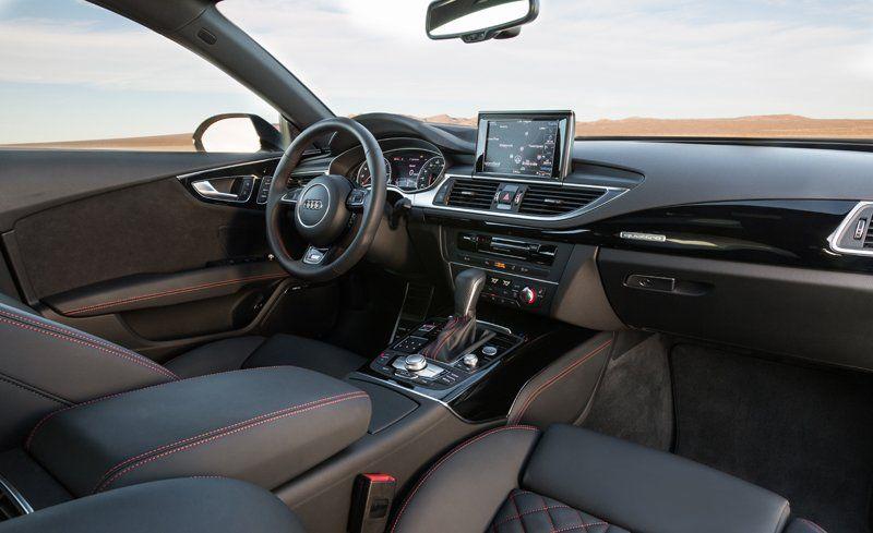 Audi A Interior Review Car And Driver - Audi interior