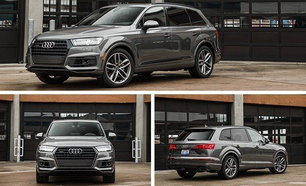 2017 Audi Q7 Long Term Test Review Car And Driver