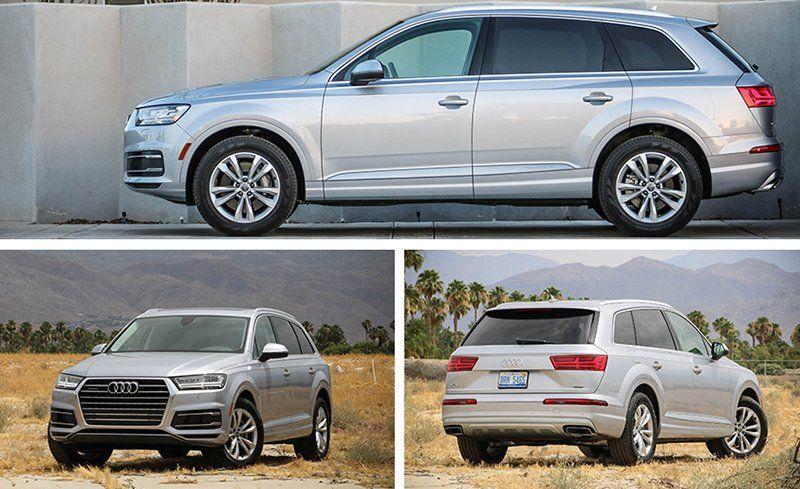 2019 Audi Q7 Reviews Audi Q7 Price Photos And Specs Car And Driver