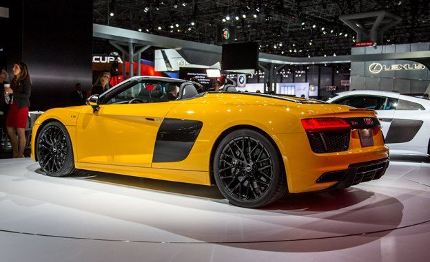 2017 Audi R8 Spyder s and Info News
