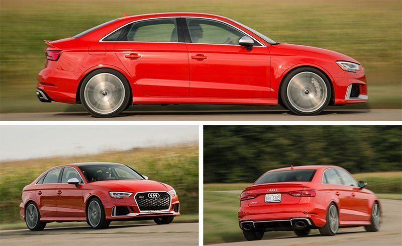 Audi RS Reviews Audi RS Price Photos And Specs Car And Driver - Audi car details and price