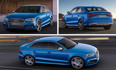Helpfully Audi Also Retuned The Ility Control And All Wheel Drive System S Brain To Be More S3 Specific In Their Action