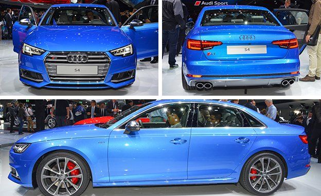 354-HP 2018 Audi S4 Arrives This Spring; Pricing Released | News ...