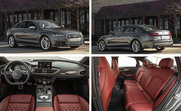 Audi S6 Reviews Price Photos And Specs Car Driver