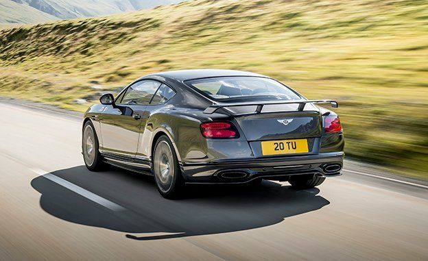 How much does a bentley continental supersports cost