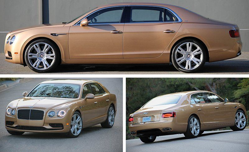 2017 Bentley Flying Spur V8 S Test Review Car And Driver