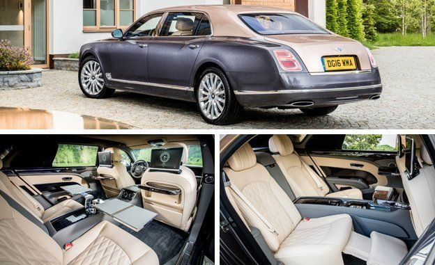 Bentley Mulsanne Reviews Price Photos And Specs Car Driver