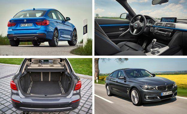 BMW Series Gran Turismo Photos And Info News Car And Driver - Bmw 328i gt