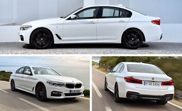First Drive BMW Series Review Car And Driver - Bmw 5 series pictures