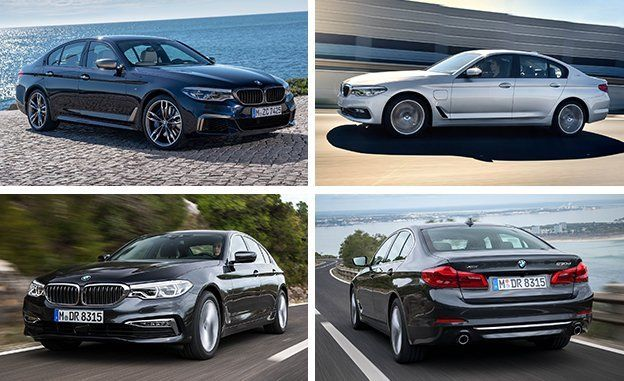 First Drive 2017 BMW 5 Series Review Car And Driver