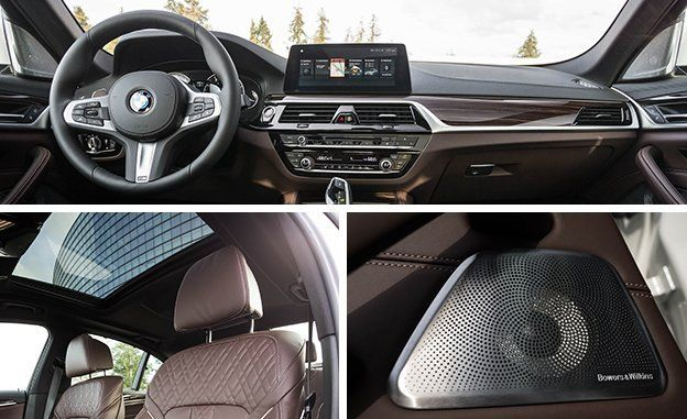 2017 bmw 530i first drive review car and driver inner beauty sciox Choice Image