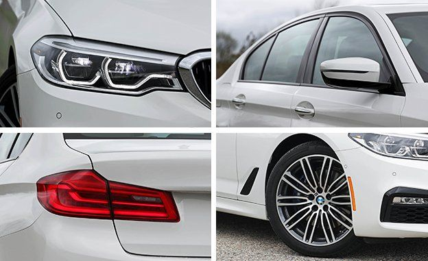 2017 bmw 530i rwd test review car and driver four feels like more sciox Choice Image