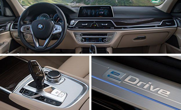2017 BMW 740e Plug In Hybrid First Drive Review Car And Driver