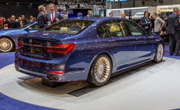 BMW Alpina B Official Photos And Info News Car And Driver - B7 bmw price
