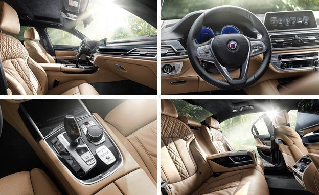 BMW Alpina B Official Photos And Info News Car And Driver - Alpina bmw b7