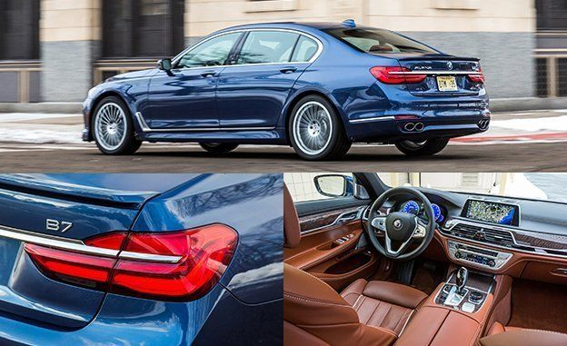 BMW Alpina B XDrive Test Review Car And Driver - Alpina bmw b7