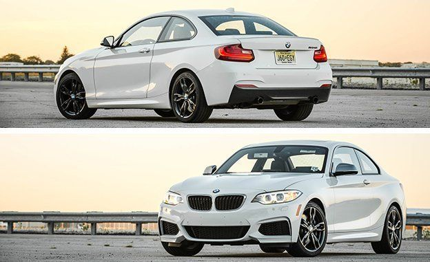 2017 Bmw M240i Coupe Automatic Tested Review Car And Driver