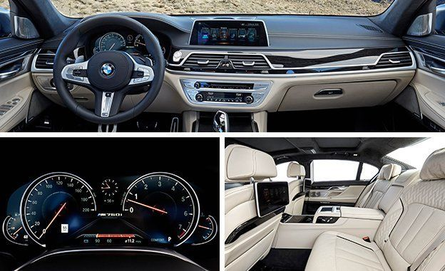 2017 BMW M760i XDrive First Drive Review Car And Driver