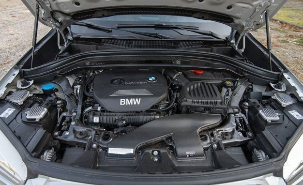 2017 Bmw X1 Engine And Transmission Review Car And Driver