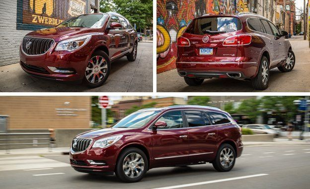 Buick Suv 2015 Enclave New Amp Used Car Reviews 2018