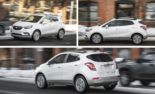 Buick Encore Reviews Price Photos And Specs Car Driver
