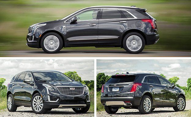 2017 Cadillac Xt5 Awd Test Review Car And Driver