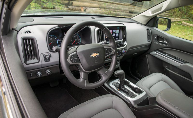 Chevy Colorado Interior >> Chevy Colorado Interior Image Of Ruostejarvi Org
