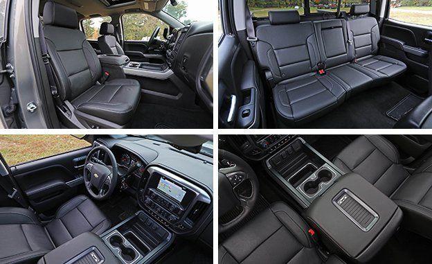 2017 Chevrolet Silverado 1500 Review Car And Driver
