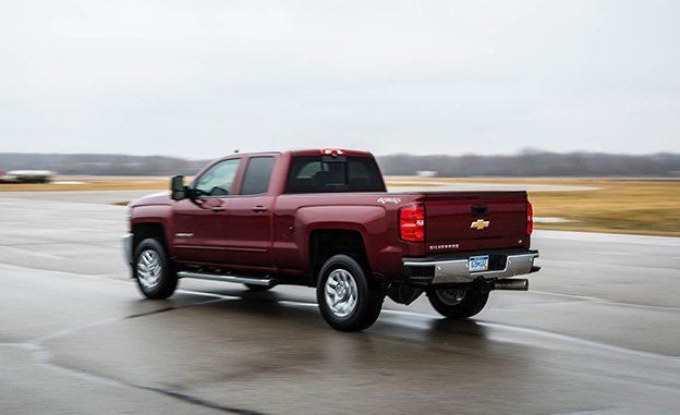 Our Garage Typically Are Fairly Hedonistic With Many Topping 70 000 And Being As Heavily Optioned Possible Silverado Hd Was Still