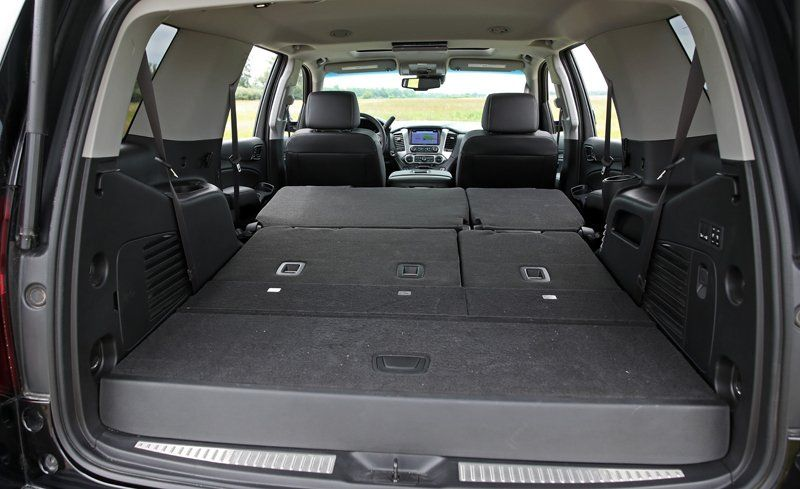 2018 chevy tahoe interior dimensions awesome home. Black Bedroom Furniture Sets. Home Design Ideas