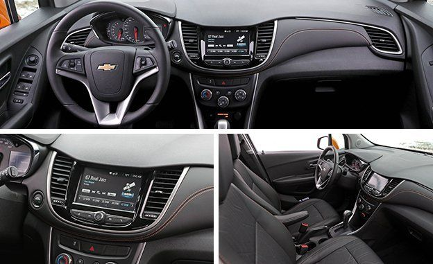 2019 Chevrolet Trax Reviews Price Photos And Specs Car Driver