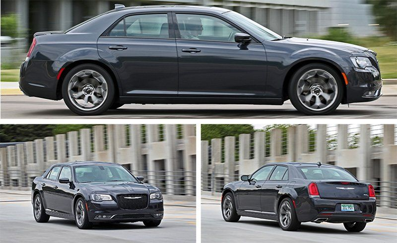 Chrysler 300 2016 Hemi >> 2019 Chrysler 300 Reviews Chrysler 300 Price Photos And Specs