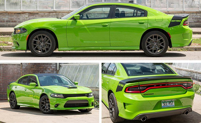 2017 Dodge Charger Daytona 5.7L Test | Review | Car and Driver