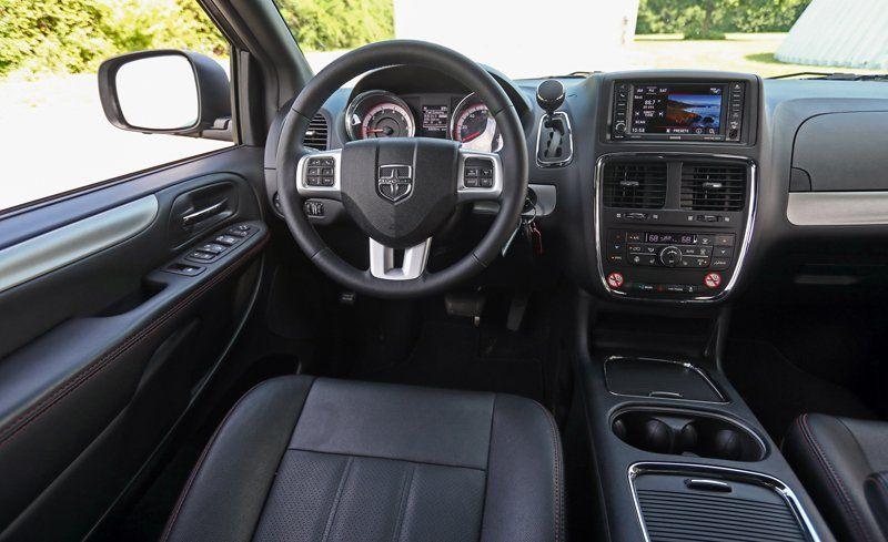 Interior 2017 Dodge Grand Caravan Www Microfinanceindia Org