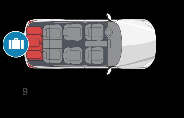 Interior dimensions of 2017 dodge grand caravan for Dodge grand caravan interior dimensions