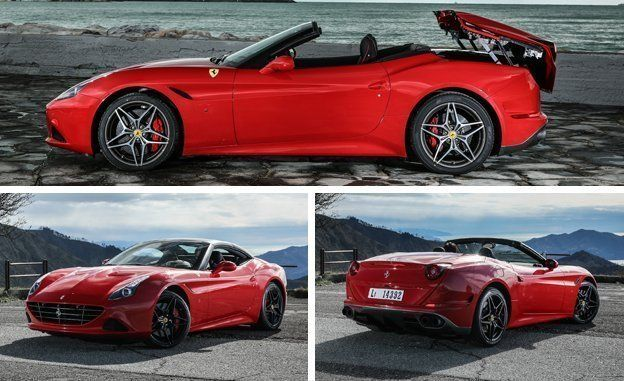 The Handling Speciale Now Returns To California T Which Was Restyled For 2017 And Re Armed With A New 552 Hp 3 9 Liter Twin Turbo V 8
