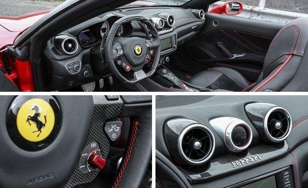 Ferrari California T Reviews Price Photos And Specs Car Driver