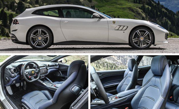 2018 ferrari gtc4lusso reviews | ferrari gtc4lusso price, photos