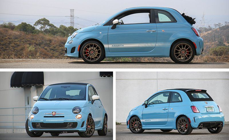 What This Car Does Have Is Swagger Indeed If We Could Measure On A Per Foot Basis The 500 Abarth Surpes Compeors Such As Ford Fiesta St