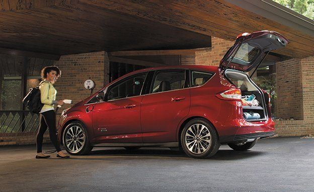 2017 Ford CMax  CMax Energi Photos and Info  News  Car and Driver