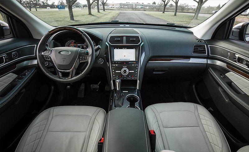 2018 Ford Explorer | Interior Review | Car and Driver