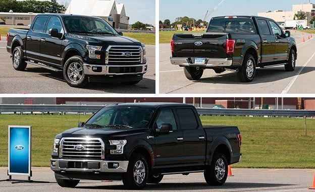 Ford F L V  Speed First Drive Review Car And Driver