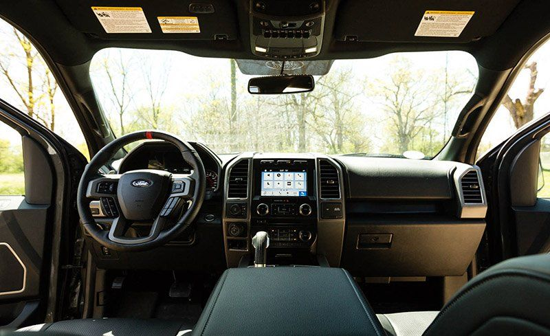 Ford Raptor Interior Images Galleries